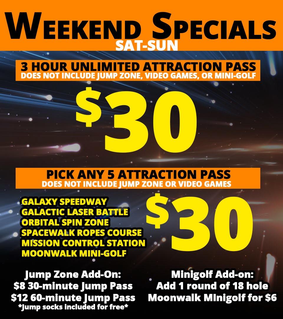 Weekend Specials-Web